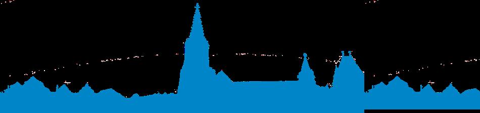 Ulm-silhouette